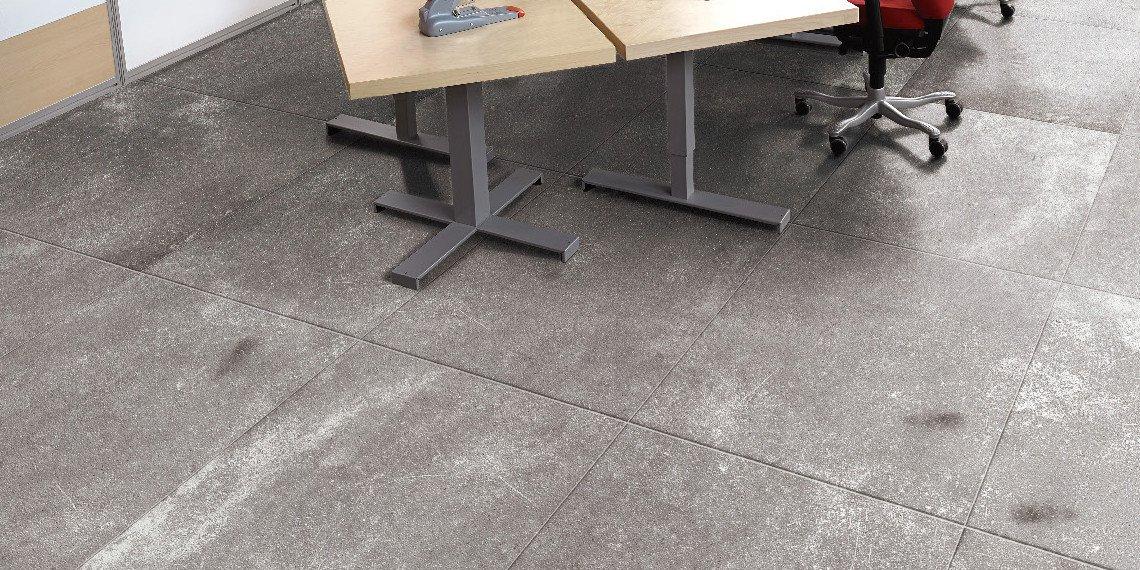 LONGFAVOR cascal design rustic porcelain floor tile outdoor Shopping Mall-11