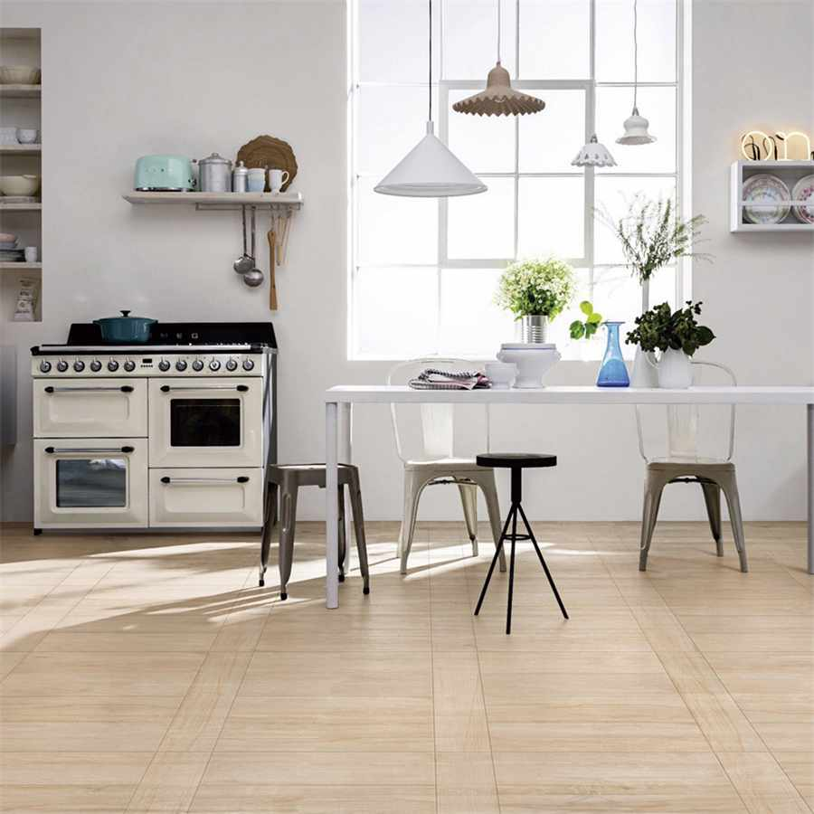 LONGFAVOR 15X60 Brown Non-slip Wooden Glazed Ceramic Floor Tiles DH156R6A15 150x600mm Wood-look Ceramic Tiles image39