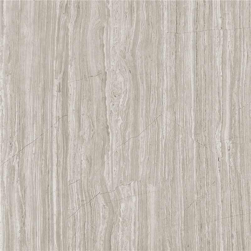 LONGFAVOR Grey Wooden 60x60 / 80X80 Matt/Glossy Finish Marble Look Tiles SJ66G0C11T/M Full Polished Glazed Marble Tiles image10
