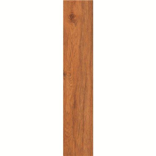 LONGFAVOR 150X800/6x32 Brown Wood-look Ceramic Tile P158303-1 150x800mm Wood-look Ceramic Tiles image35