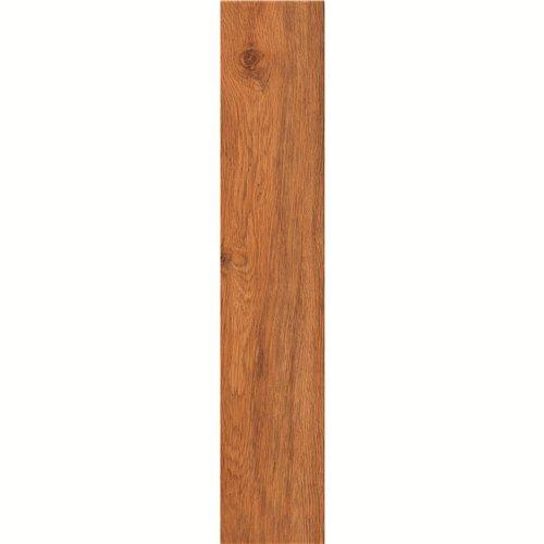 150X800/6x32 Brown Wood-look Ceramic Tile P158303-1
