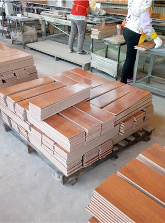 Wholesale wood look tile cost LONGFAVOR Brand
