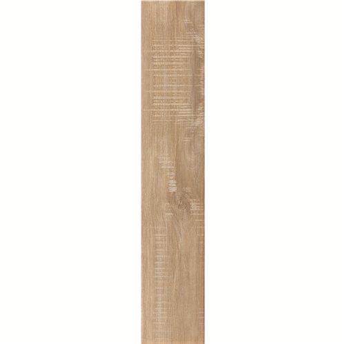 LONGFAVOR 150X800/6x32 Brown Wood-look Ceramic Tile P158016 150x800mm Wood-look Ceramic Tiles image31