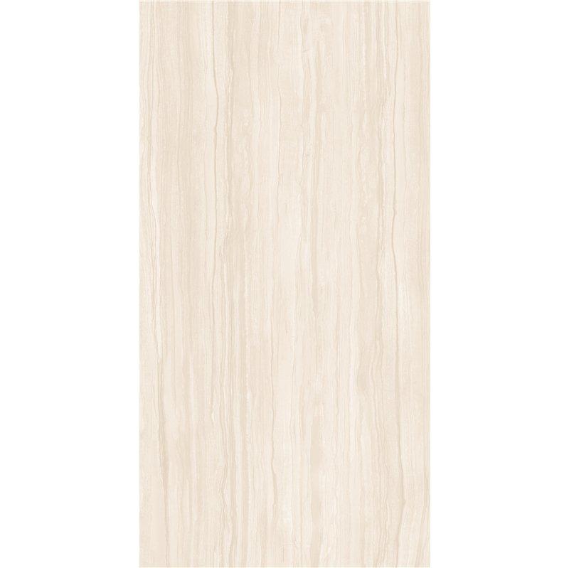 LONGFAVOR 60x120 Beige Color Marble Design Polished Porcelain Floor Tiles For Bedroom FQ612G0A07 60X120CM Glazed Porcelain Floor Tile image4