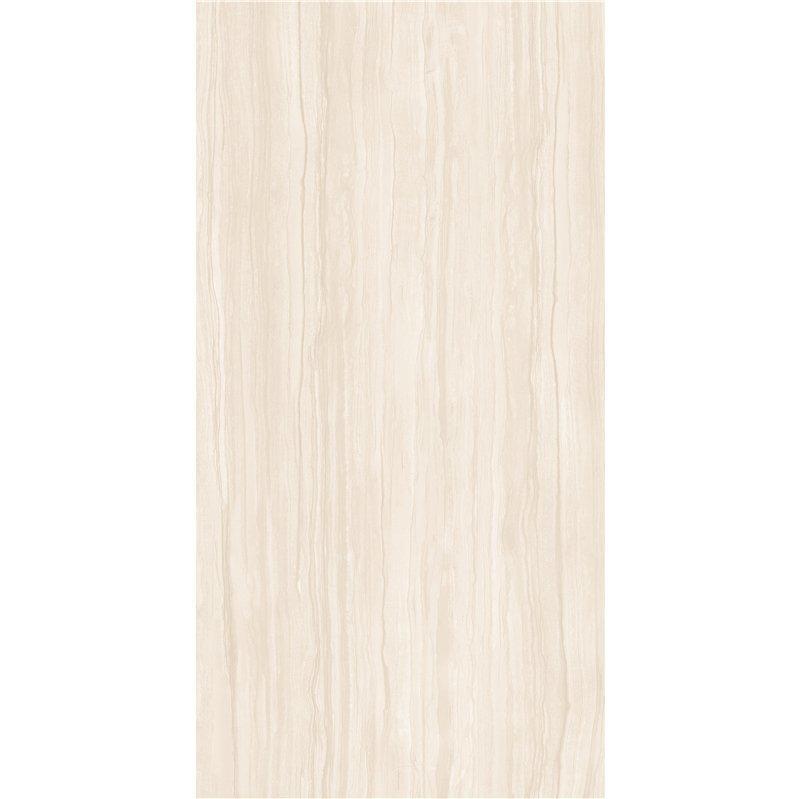 60x120 Beige Color Marble Design Polished Porcelain Floor Tiles For Bedroom FQ612G0A07