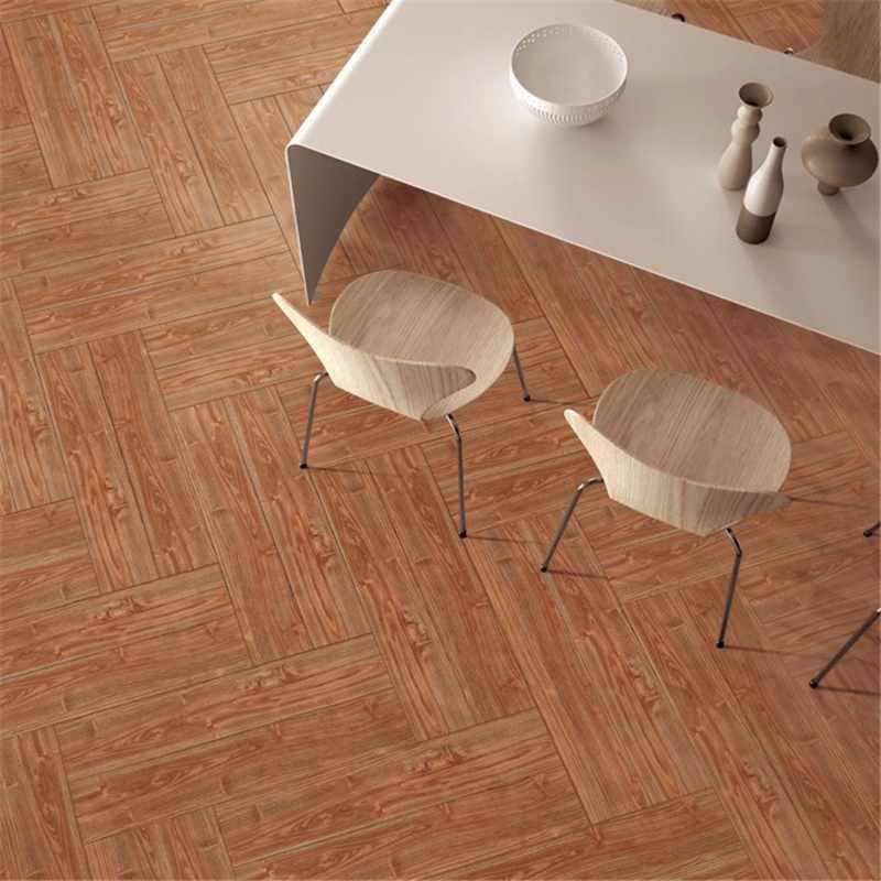 150X800/6x32 Brown Wood-look Ceramic Tile P158037M