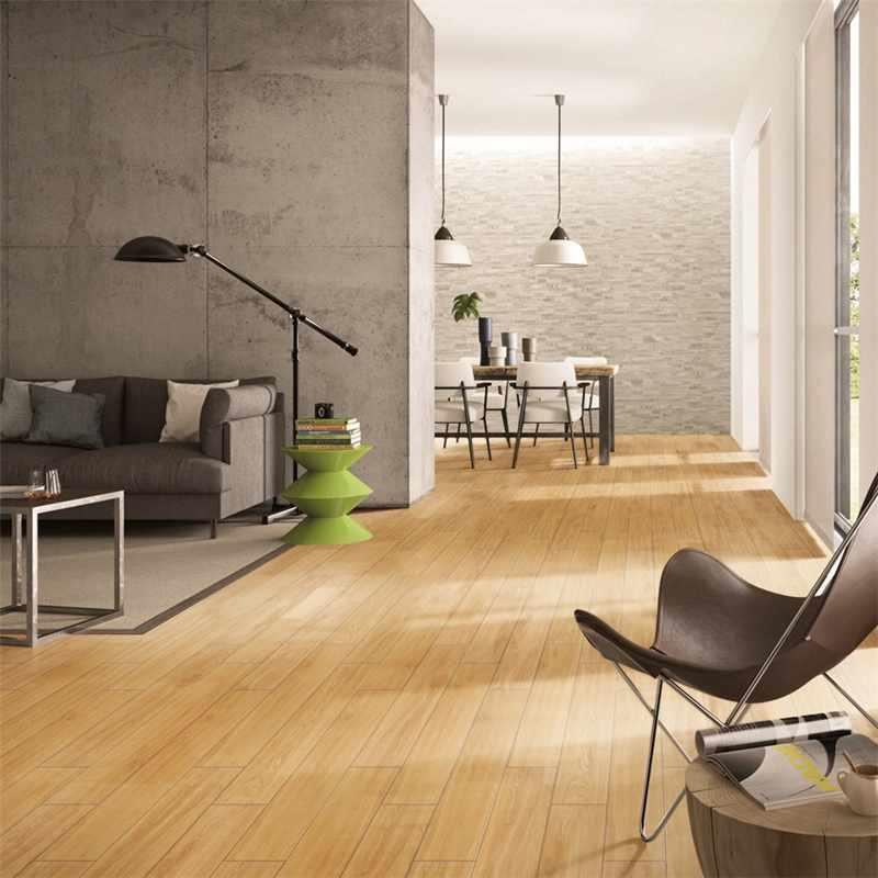 150X800 Wooden Ceramic Tile PS158006 Flooring or Wall