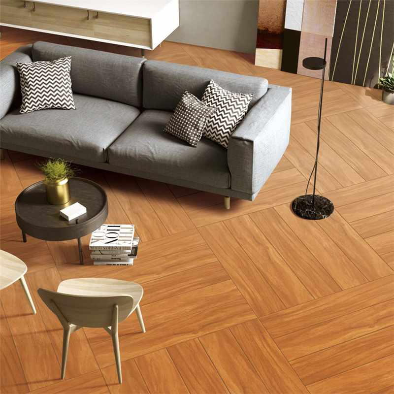 LONGFAVOR 150x800mm Natural Wooden Ceramic Tile PS158005 Flooring or Wall 150x800mm Wood-look Ceramic Tiles image10