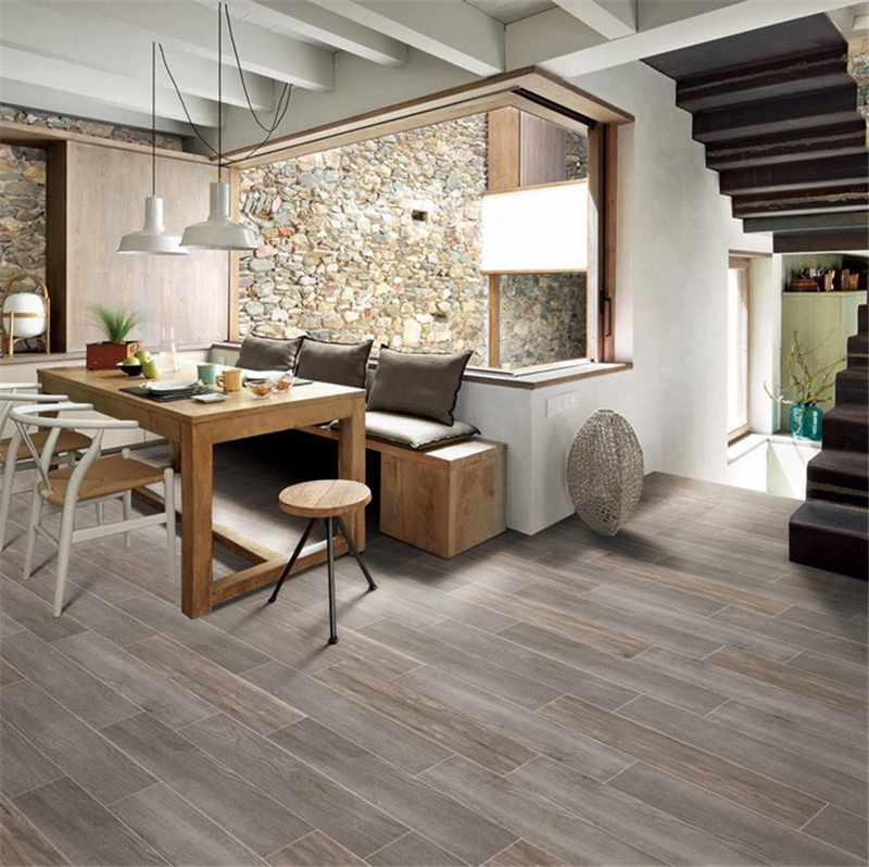 LONGFAVOR 150x800mm Popular Wooden Ceramic Tile P158009 150x800mm Wood-look Ceramic Tiles image16