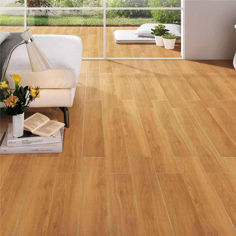 150x800mm Room 3D Injet Natural Wood-look Ceramic Tile P158304-1