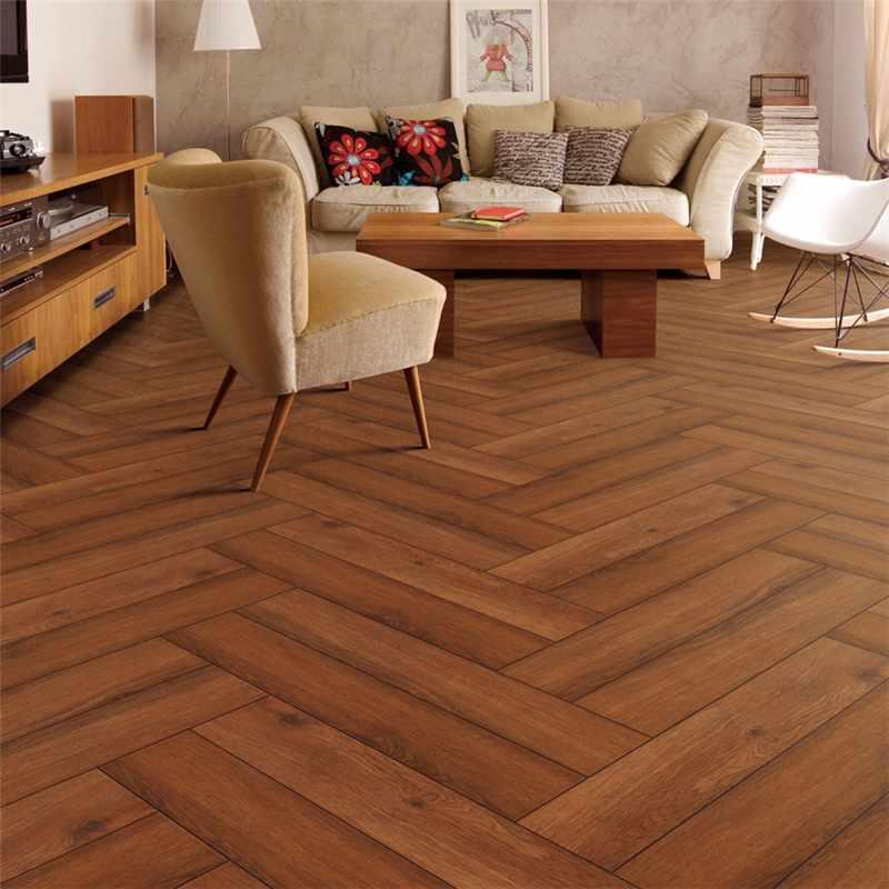 LONGFAVOR 150x800mm Flooring Natural Wood-look Ceramic Tile SZ158304 150x800mm Wood-look Ceramic Tiles image19