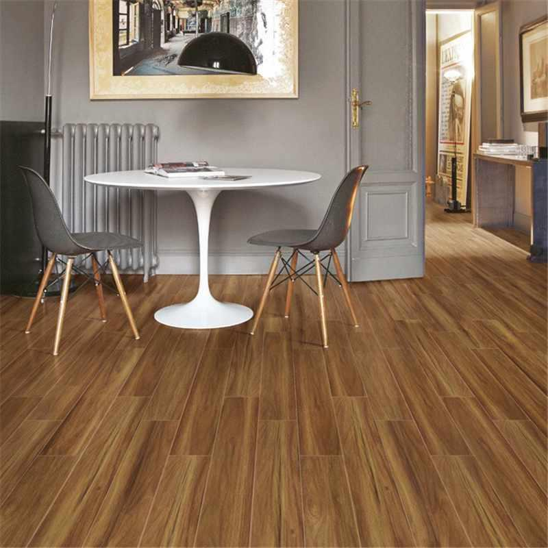 150x800mm Injet natural Brown Wood-look Ceramic Tile PS158008