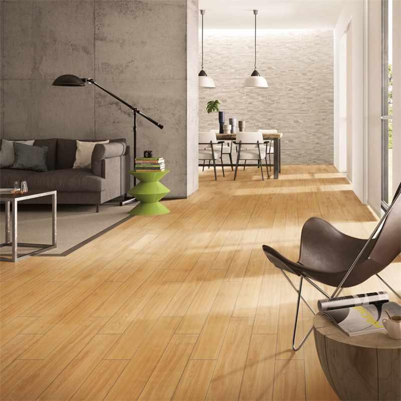 LONGFAVOR 150X800/6x32 Floor or Wall Wood-look Ceramic Tile PS158006 150x800mm Wood-look Ceramic Tiles image26