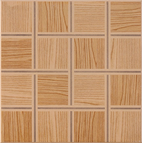 LONGFAVOR wooden 300x300mm Ceramic Floor Tile strong sense School-6