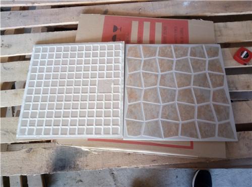 LONGFAVOR wooden 300x300mm Ceramic Floor Tile strong sense School-11