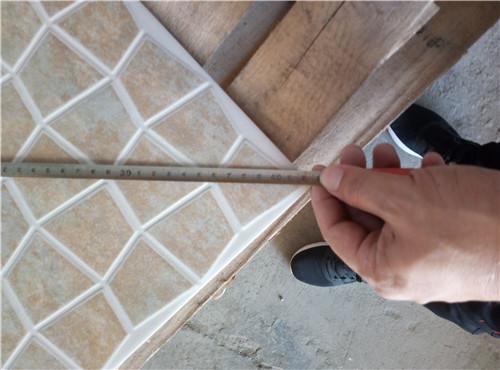 new design 300x300mm Ceramic Floor Tile ceramic hardness Apartment-12