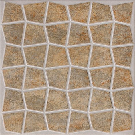 LONGFAVOR resistant 300x300mm Ceramic Floor Tile excellent decorative effect School-5