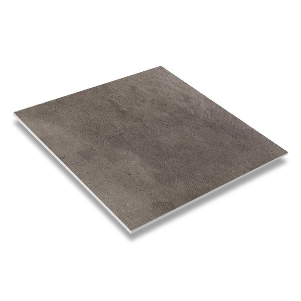 24''x24'' Dark Grey Outdoor Rough Cement Floor Tile Designs JC66R0E06