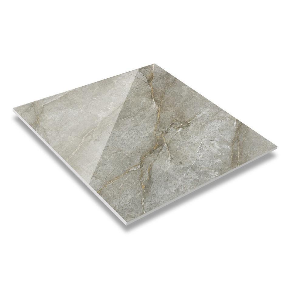 32''x32'' Room Dark Grey Harder Marble  Diamond Glazed Porcelain Tile DN88G0C32