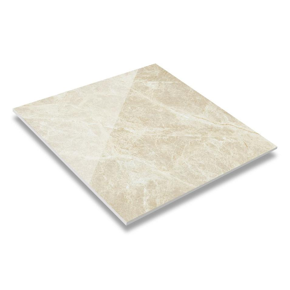 32''x32'' Brighter Light Grey Diamond Glazed Porcelain Tile DN88G0C31