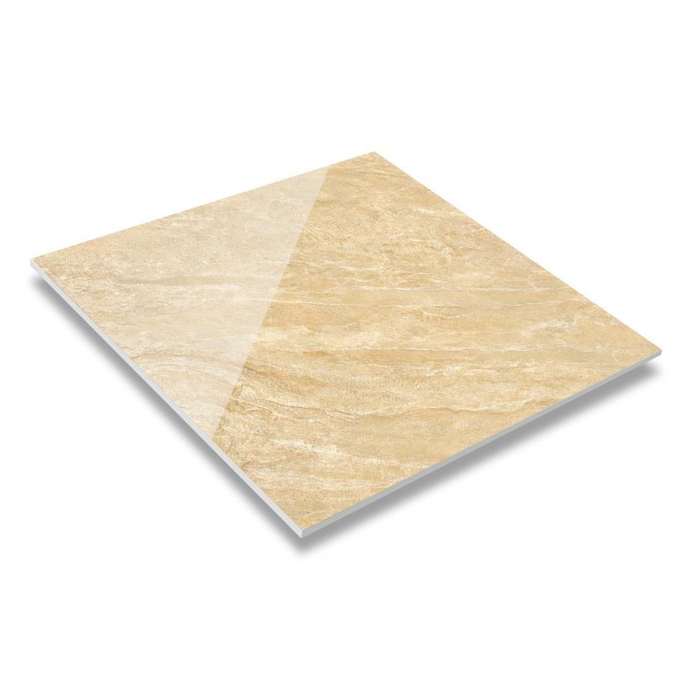 32''x32'' Decoration Beige Diamond Glazed Porcelain Floor Tile DN88G0C25