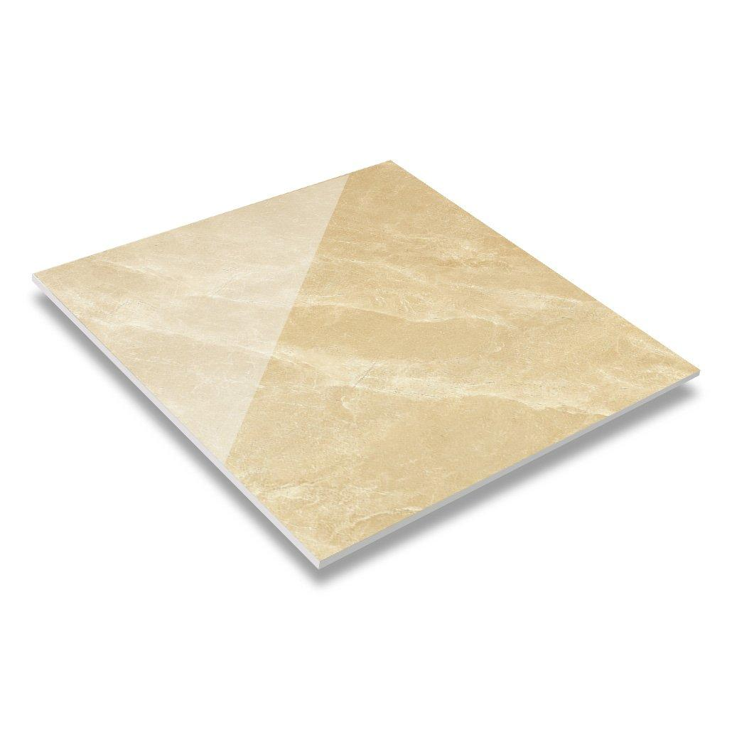 32''x32'' Beige Color High brightness  Diamond Glazed Porcelain Floor Tile DN88G0C22