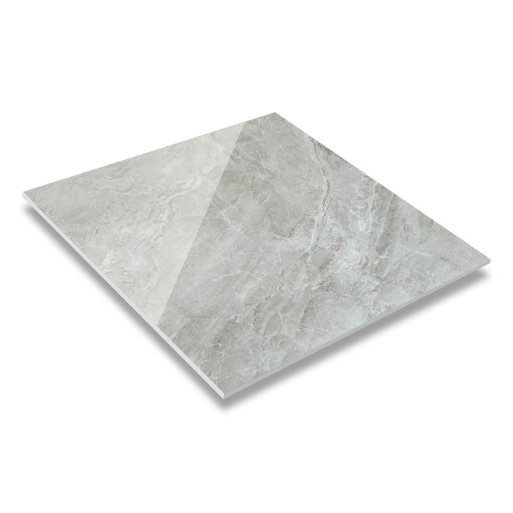 32''x32'' Light Grey Color Harder Marble  Diamond Glazed Porcelain Floor Tile DN88G0C20