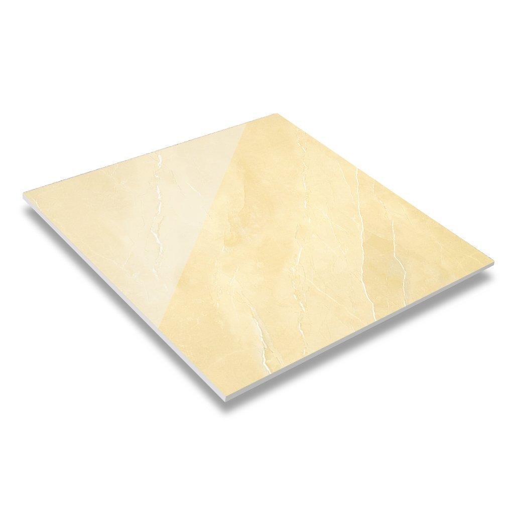 32''x32'' Beige Marble Diamond Glazed Porcelain Tile DN88G0C16 Room