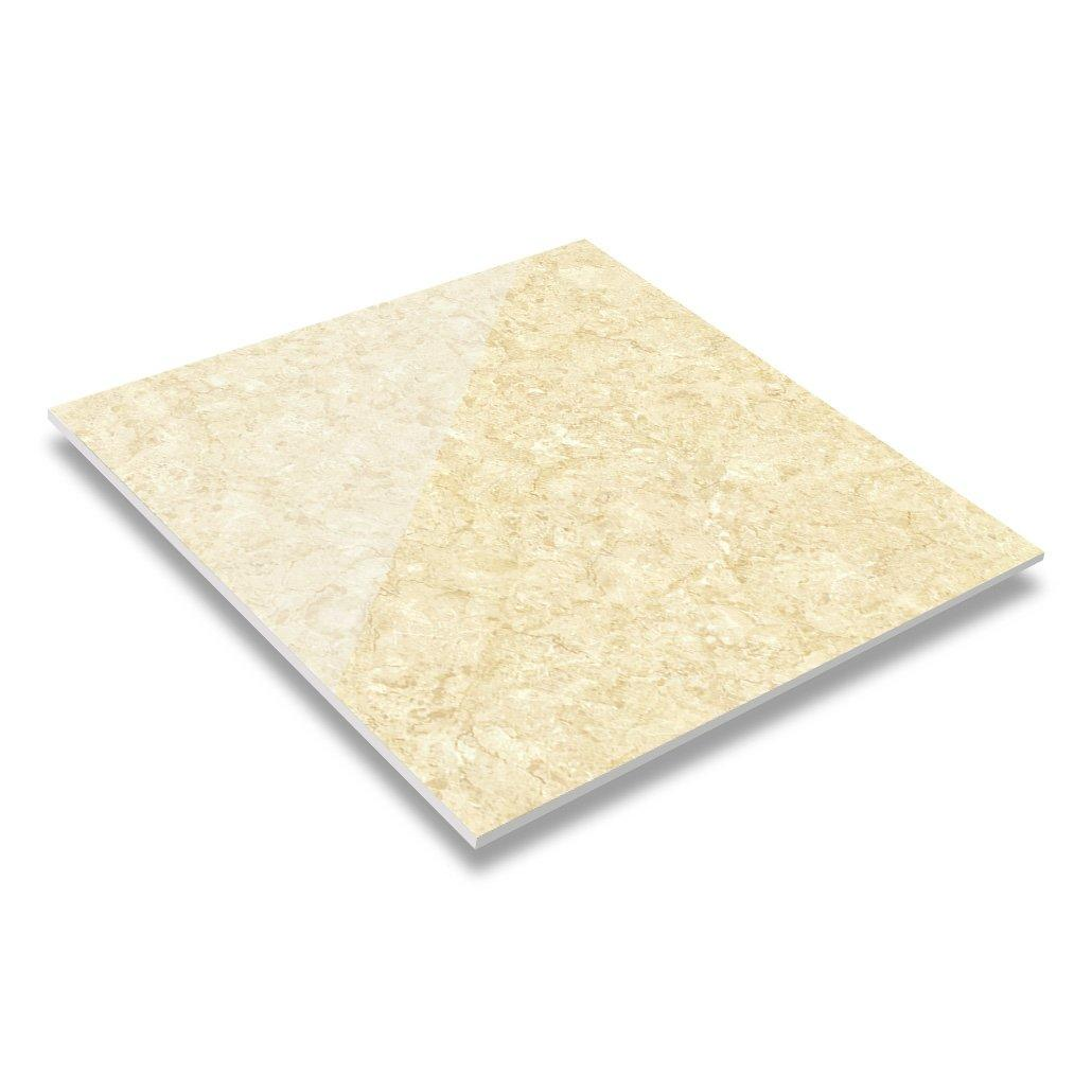 32''x32'' Beige Color Marble Series Diamond Glazed Porcelain Floor Tile DN88G0C03