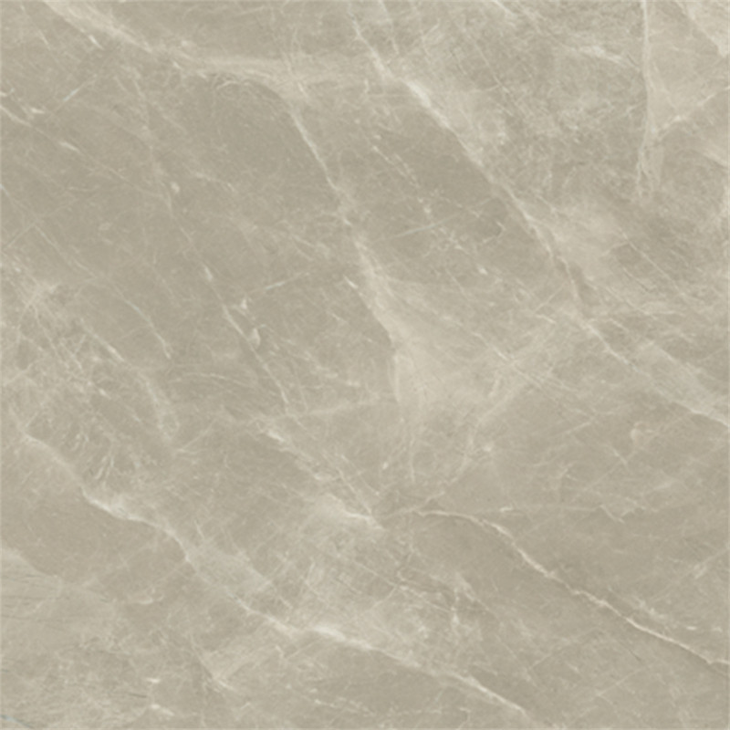 60 & 80 Tino Marble Light Grey Soft polished & Glossy Glaze Marble Tile SJ66G0C04T/M-6