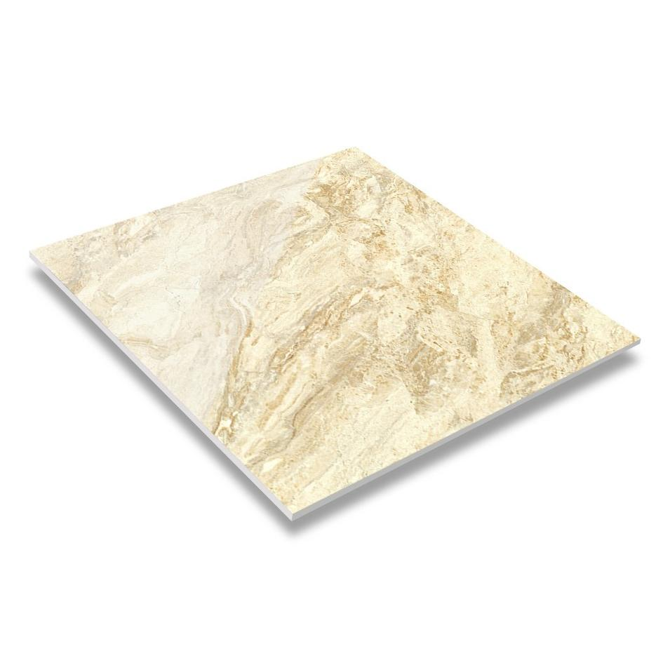 32''x32'' Beige Color Marble Diamond Glazed Porcelain Floor Tile DN88G0C01