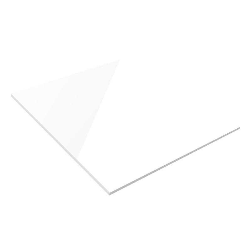 60X60 Living Room Gres Gloss Super White Porcelain Floor Tile BM66G0A00