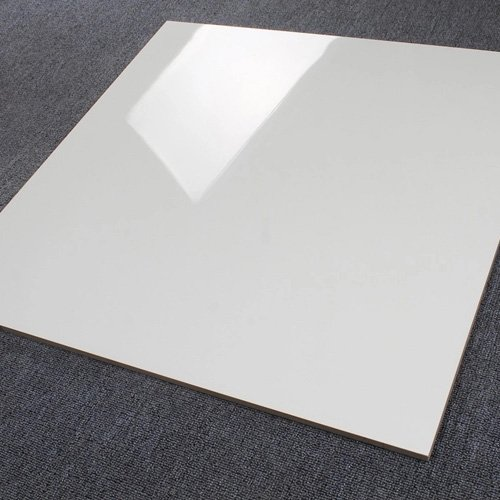 LONGFAVOR 60X60 Living Room Gres Gloss Super White Porcelain Floor Tile BM66G0A00 Glazed Polished Porcelain Tile image1