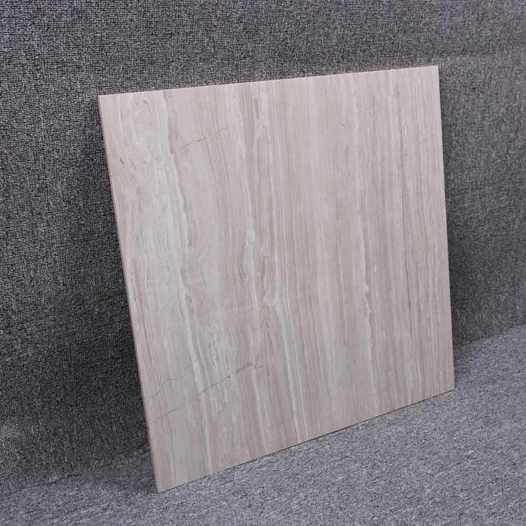 Grey Wooden 60x60 / 80X80 Matt/Glossy Finish Marble Look Tiles JA60803PMQ(M)