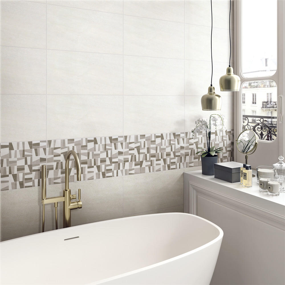 LONGFAVOR 236b1070 White Wave Carrara Wall Tile bulk production Walls-1