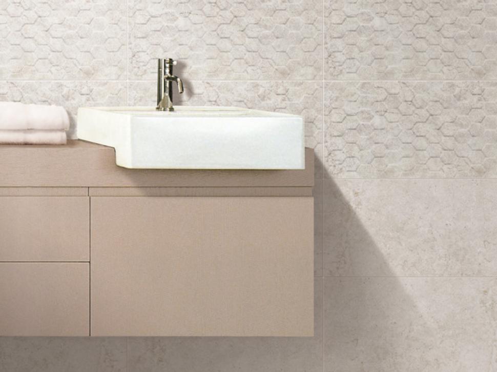 LONGFAVOR white wave 300x600mm Ceramic Wall Tile bulk production Walls-6