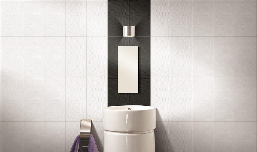 Traditional composite bathroom tile warm design 300*600 mm ceramic tile