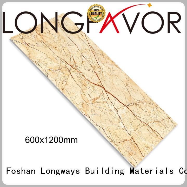 30x30 chinese diamond marble tile concrete LONGFAVOR company