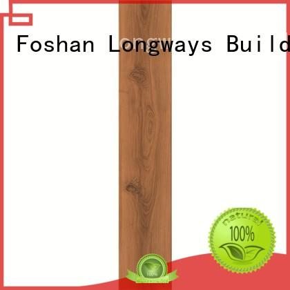 LONGFAVOR or porcelain hardwood tile supplier Apartment