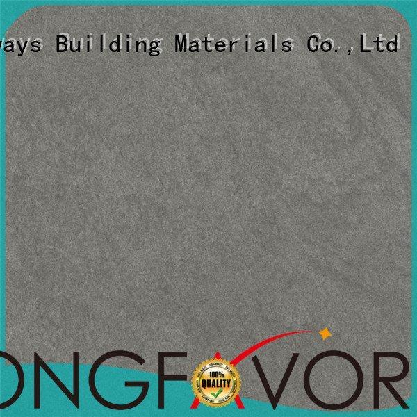 LONGFAVOR Brand body drak white natural stone wall tile beige