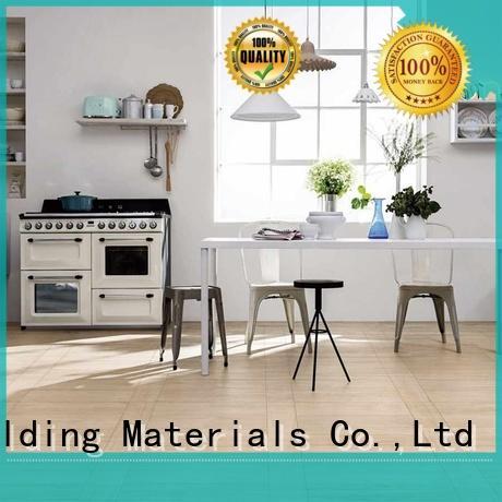 15X60 Brown Non-slip Wooden Glazed Ceramic Floor Tiles DH156R6A15