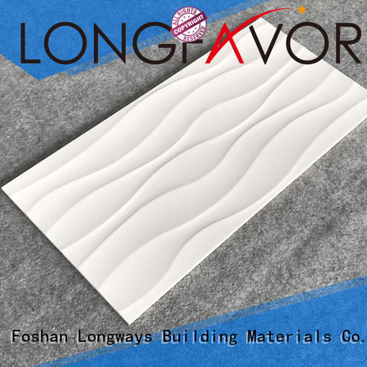 LONGFAVOR 236b1070 300x600mm Ceramic Wall Tile for wholesale Borders