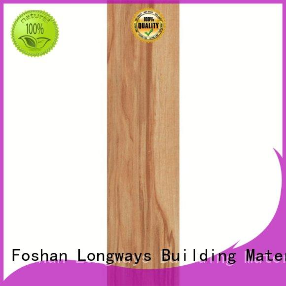 LONGFAVOR incomparable durability distressed wood look tile dh156r6a11 Shopping Mall