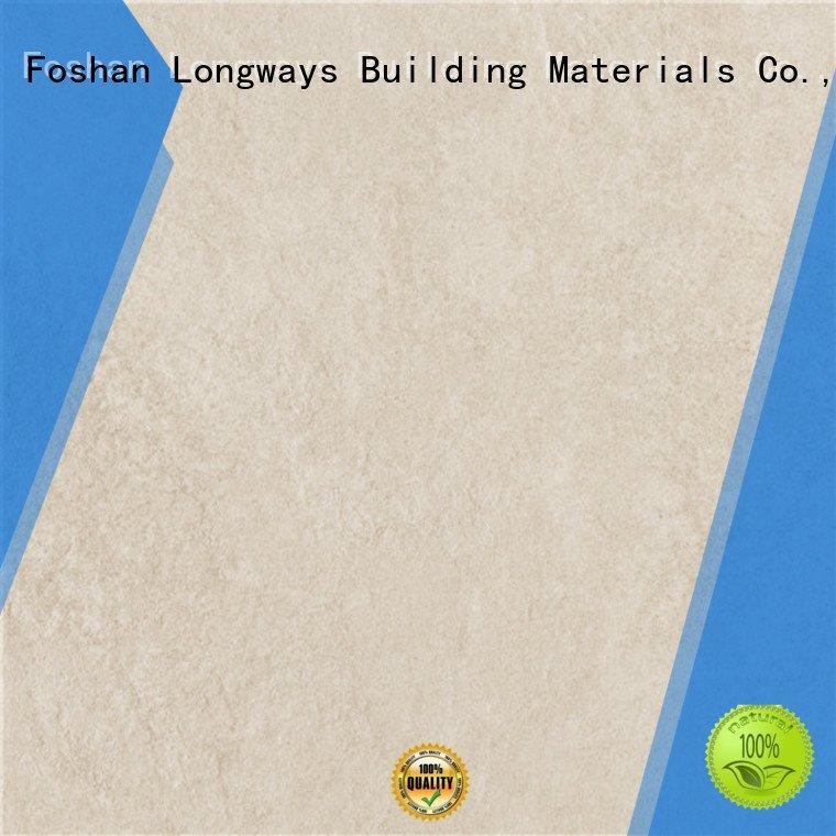 LONGFAVOR Brand drak full tile natural stone wall tile grey