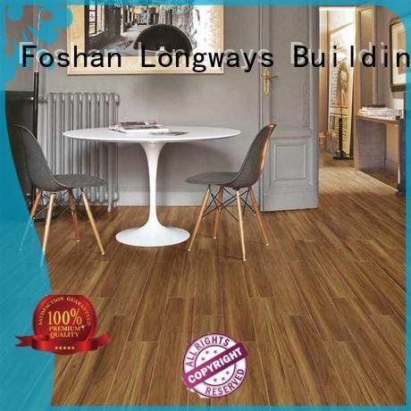 LONGFAVOR wood wood texture floor tiles popular wood Apartment
