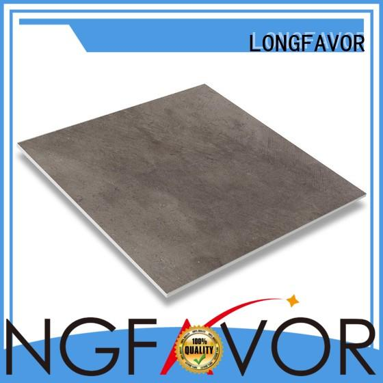 LONGFAVOR outdoor rustic bay tile