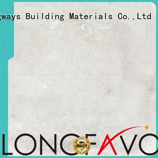 LONGFAVOR cascal design floor tile cement strong sense Shopping Mall
