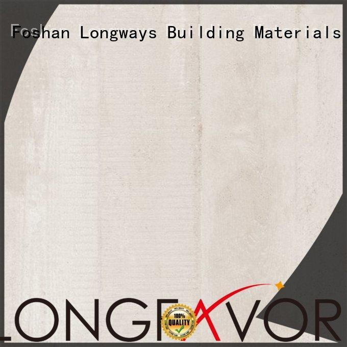 LONGFAVOR body wooden style floor tiles ODM Park