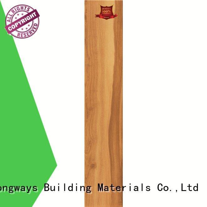 LONGFAVOR wood look tile cost