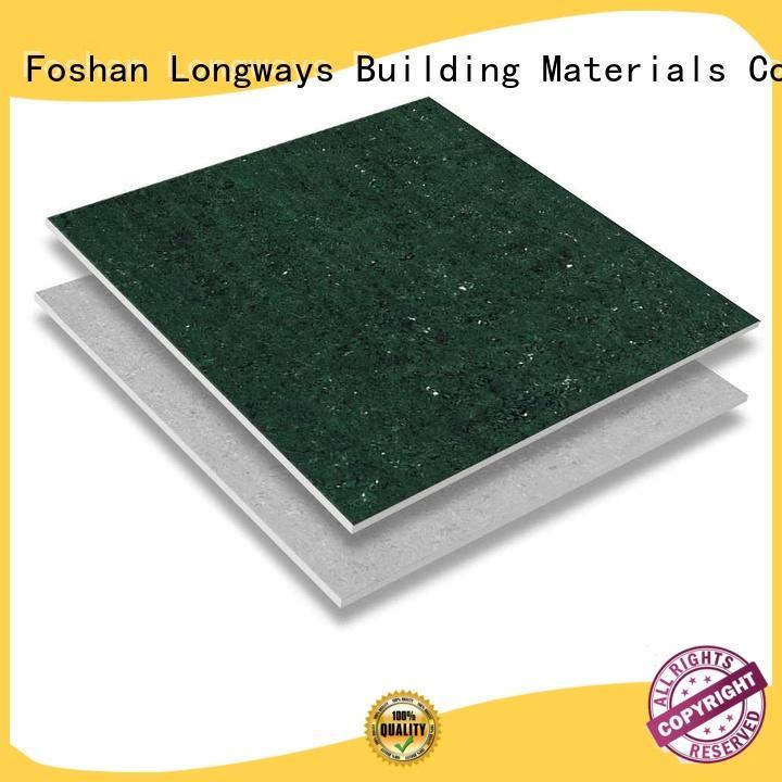 kitchen mold LONGFAVOR Brand white polished porcelain tiles